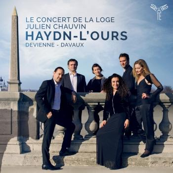 Cover Haydn: Symphony No. 82 'L'Ours'