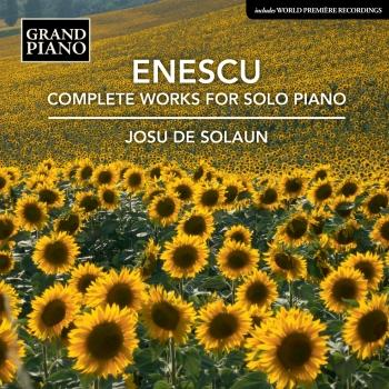 Cover Enescu: Complete Works for Solo Piano