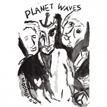 Cover Planet Waves