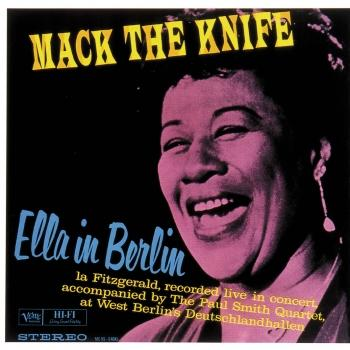 Cover Mack The Knife: Ella In Berlin (Remastered)