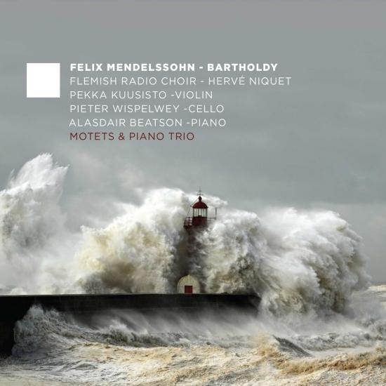 Cover Mendelssohn: Motets & Piano Trio