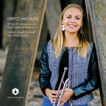 Cover Direct Message: 20th & 21st Century Works for Trumpet & Piano