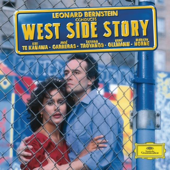 Cover Bernstein: West Side Story (Remastered)