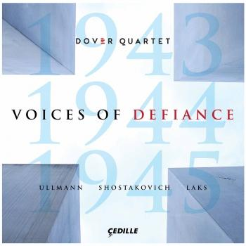 Cover Voices of Defiance