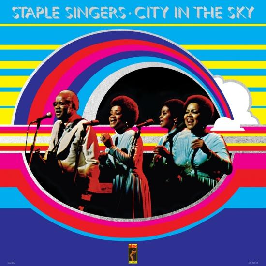 Cover City In The Sky (Remastered)