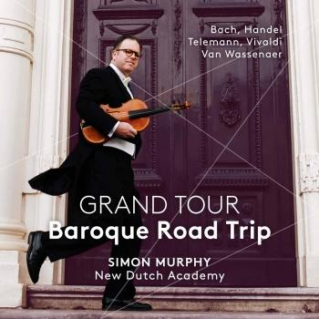 Cover Grand Tour: Baroque Road Trip
