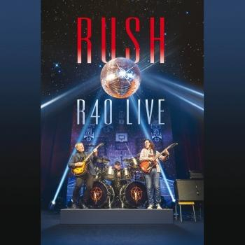 Cover R40 Live