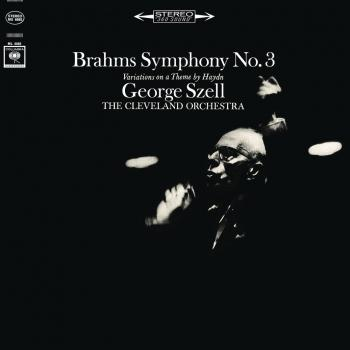 Cover Brahms: Smyphony No. 3, Op. 90 & Haydn Variations, Op. 56a (Remastered)