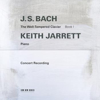 J.S. Bach: The Well-Tempered Clavier, Book I (Live in Troy, NY / 1987) (Remastered)