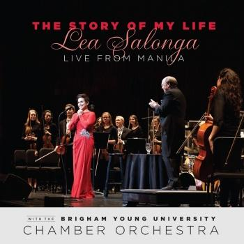 Cover The Story of My Life: Lea Salonga Live from Manila