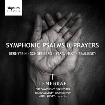 Cover Symphonic Psalms & Prayers