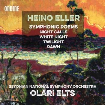 Cover Eller: Symphonic Poems