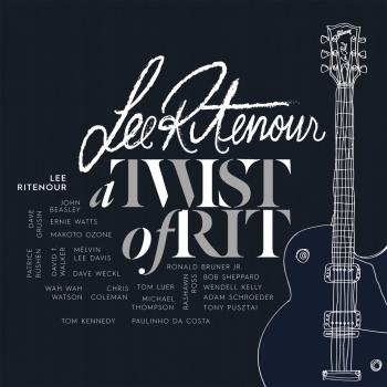 Cover A Twist Of Rit (Remastered)