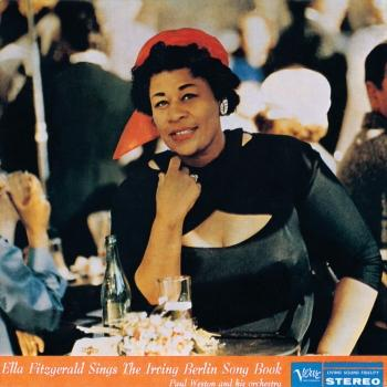 Cover Ella Fitzgerald Sings The Irving Berlin Song Book (Remastered)