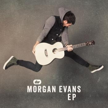 Cover Morgan Evans EP