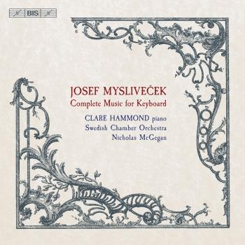 Cover Mysliveček: Complete Music for Keyboard