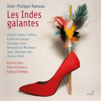Cover Les Indes Galantes