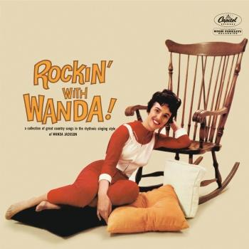 Cover Rockin' With Wanda!