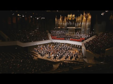 Video Beethoven: Symphony No. 9 - Herbert Blomstedt, Gewandhausorchester