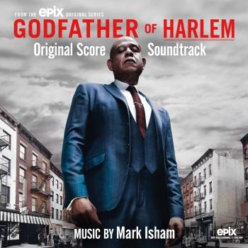 Cover Godfather of Harlem (Original Score Soundtrack)
