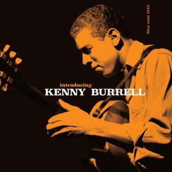 Cover Introducing Kenny Burrell (Remastered)