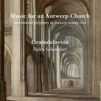 Cover Music for an Antwerp Church