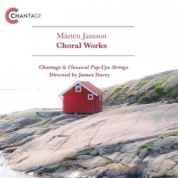 Cover Jansson: Choral Works