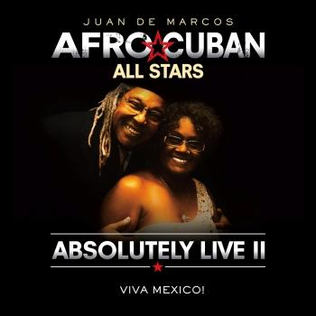 Cover Absolutely Live II - Viva Mexico!
