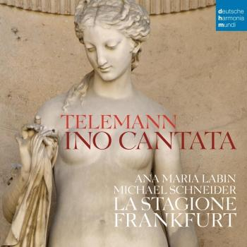 Cover Telemann: Ino Cantata & Ouverture in D Major