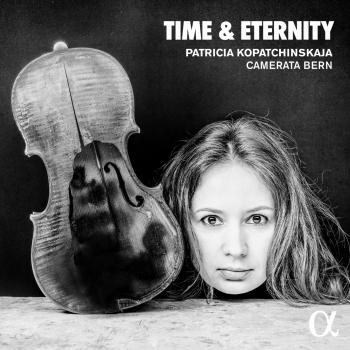 Cover Time & Eternity