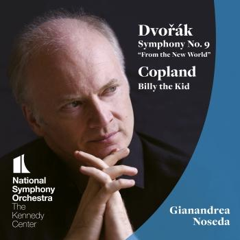 Cover Dvořák: Symphony No. 9 - Copland: Billy the Kid