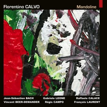Cover Bach / Beer-Demander / Calace / Campo/ Laurent / Leone: Mandoline