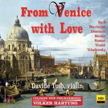 Cover From Venice with Love