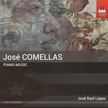 Cover Comellas: Piano Works