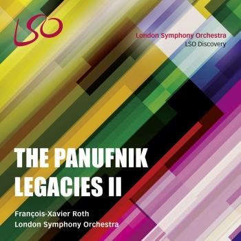Cover The Panufnik Legacies II