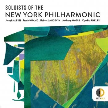 Cover Soloists of the New York Philharmonic