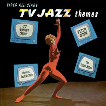 Cover TV Jazz Themes (Remastered from the Original Somerset Tapes)