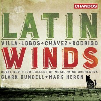 Cover Latin Winds