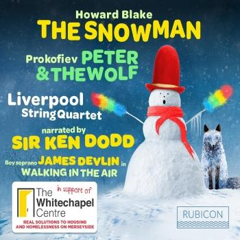 Cover Blake: The Snowman - Prokofiev: Peter & the Wolf