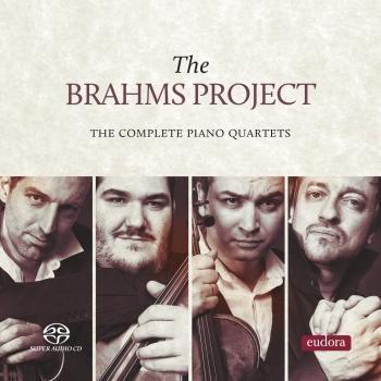 The Brahms Project - The Complete Piano Quartets