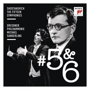 Cover Shostakovich: The Fifteen Symphonies: Nos. 5 & 6