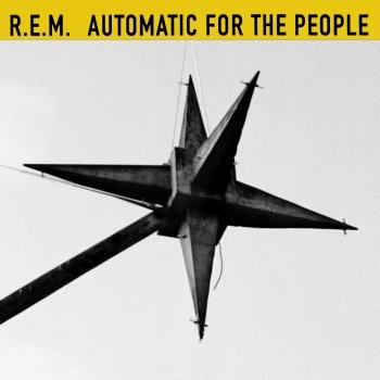 Cover Automatic For The People (25th Anniversary Hi-Res Edition)