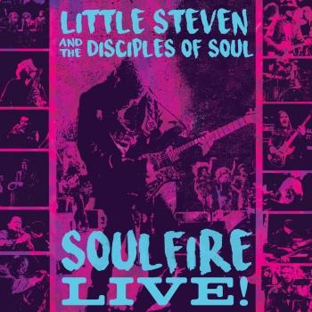 Cover Soulfire Live!