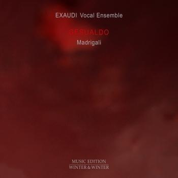 Cover Gesualdo: Madrigali