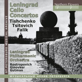 Cover Leningrad Cello Concertos