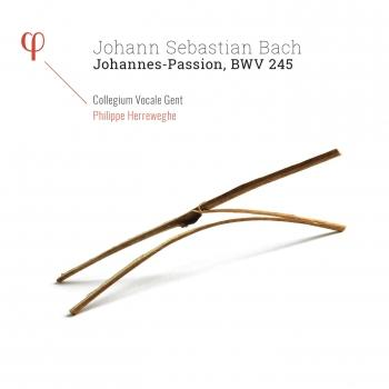 Cover Bach: Johannes-Passion, BWV 245