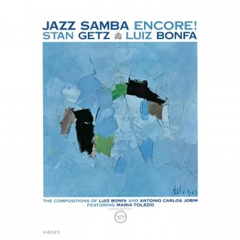 Cover Jazz Samba Encore!