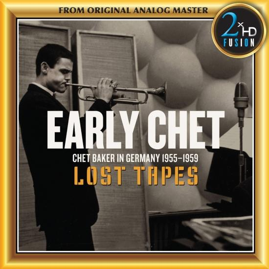 Cover Early Chet - Lost Tapes (Remastered)