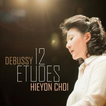 Cover Debussy 12 Etudes