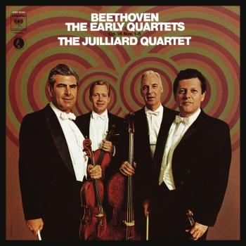 Cover Beethoven: The Early Quartets, Op. 18, Nos. 1 - 6 (Remastered)